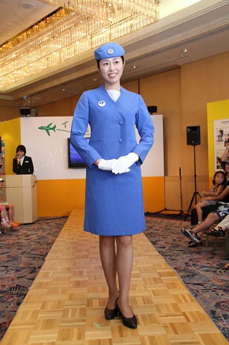 JAL uniform show 2011 - 1967