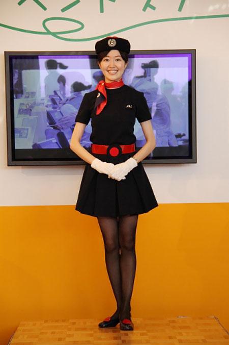 JAL uniform show 2011 - 1970