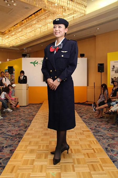 JAL uniform show 2011 - 1988-2