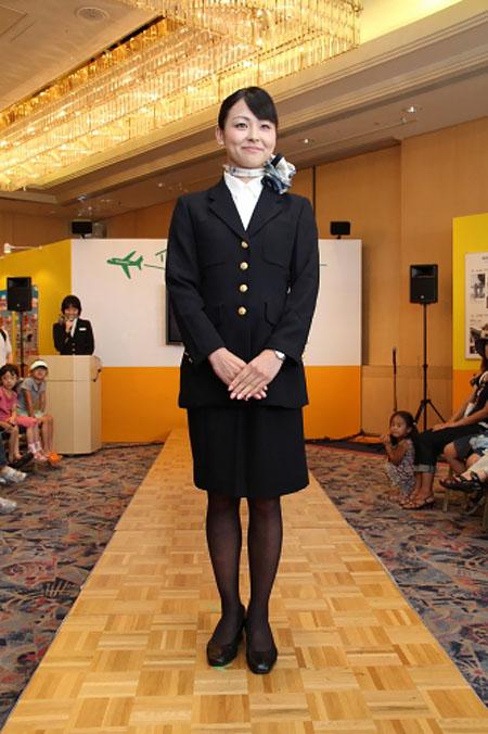 JAL uniform show 2011 - 1996