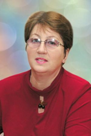 Алла Николаевна Трутненко
