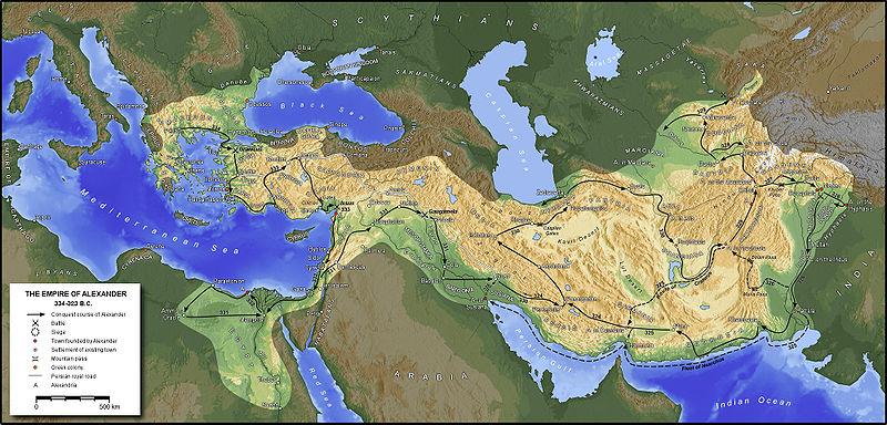 Поход Саши Македонского