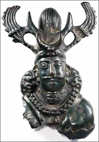 Царская корона Сассанидов