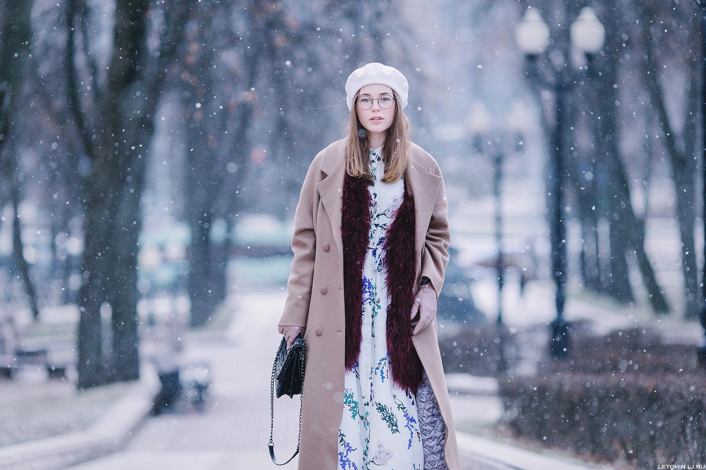 Может ли девушка быть красивой когда холодно?