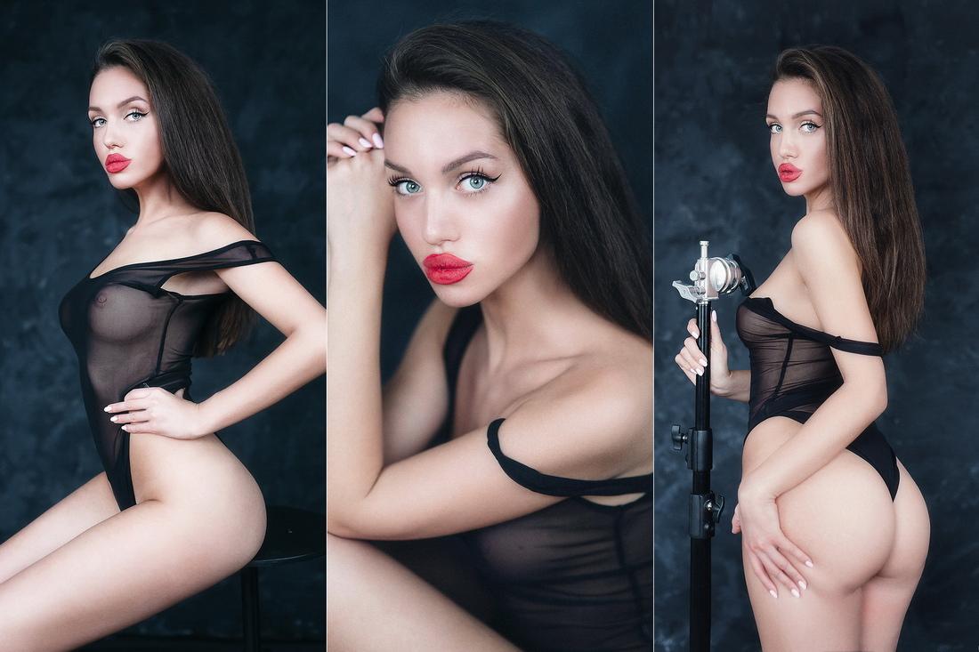 Девочка похожая на Анджелину Джоли.