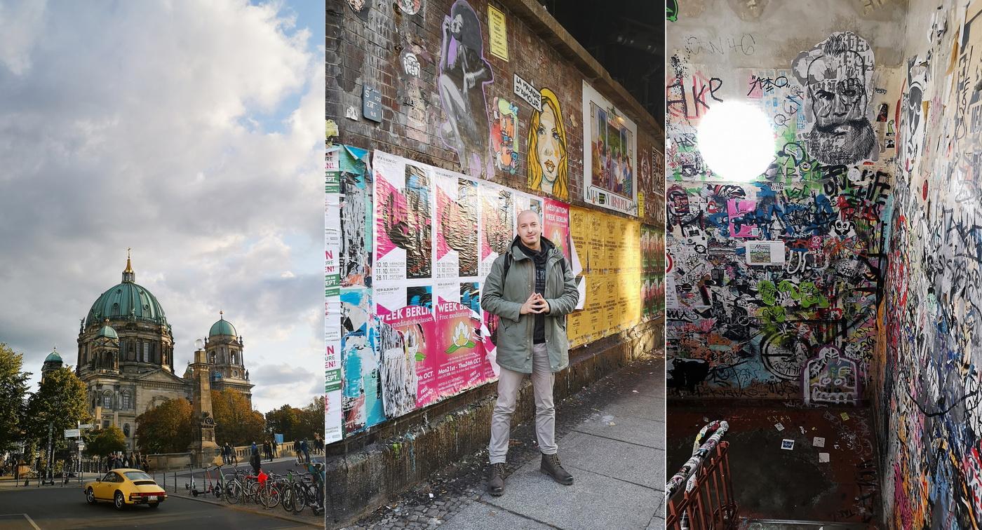 Мои 9 фактов о Берлине.