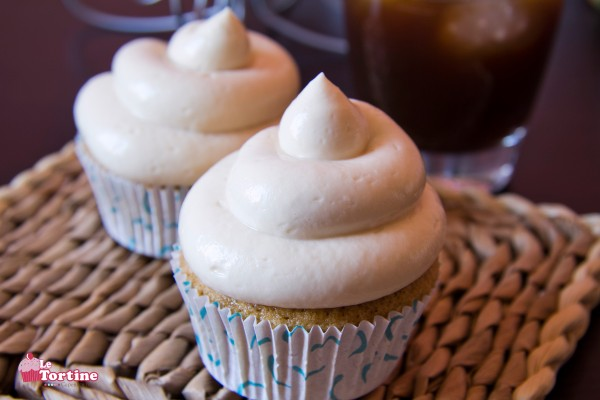 Black Russian Cupcakes by Le Tortine - cupcakes blog