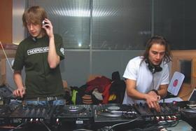 DJ Sam & Невзор