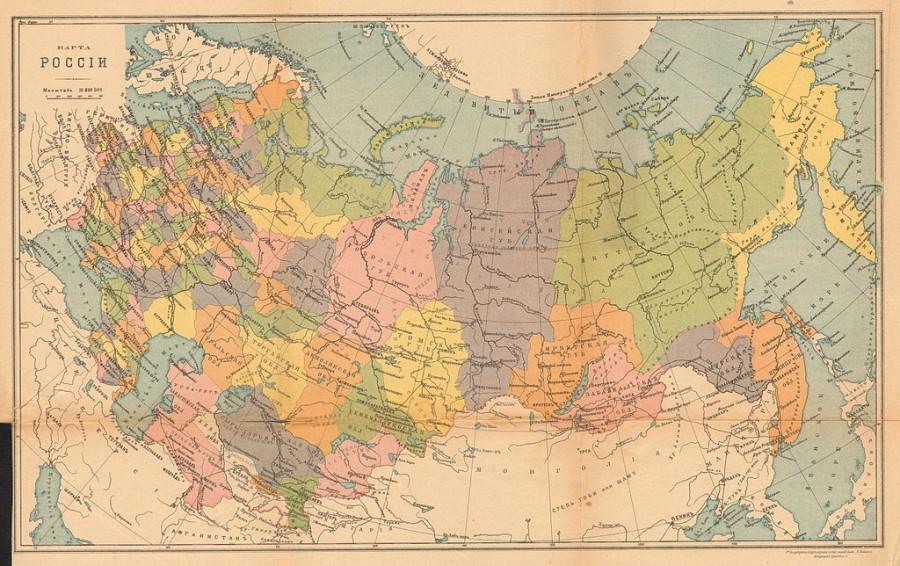 Карта_России_по_губерниям_и_областям_(1914)