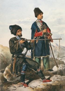 чечен и лезгин