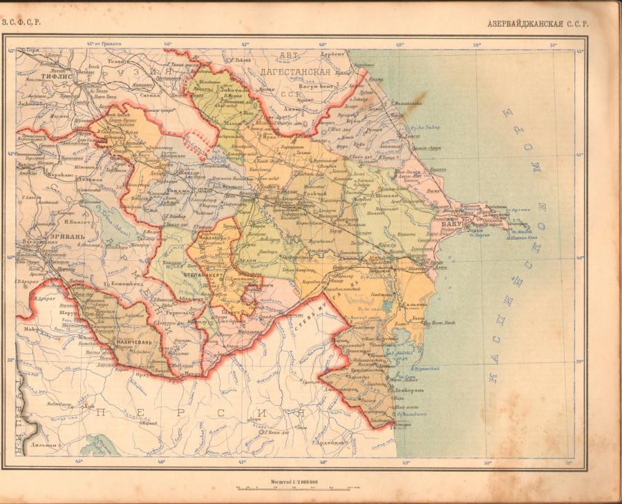 карта закав