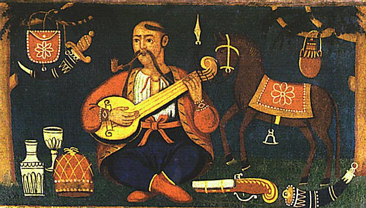 казакKozak-mamaj