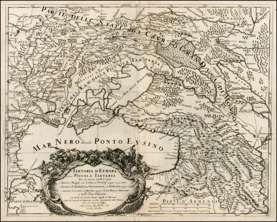 карта Південно-Східна_Європа_1684