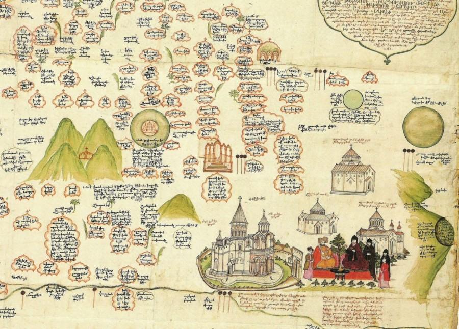 карта а