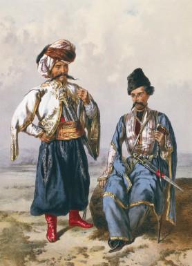 курд и армянин