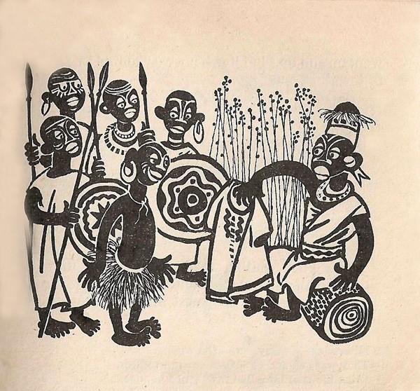 африканская сказка кто сильнее картинки входа объекты, где