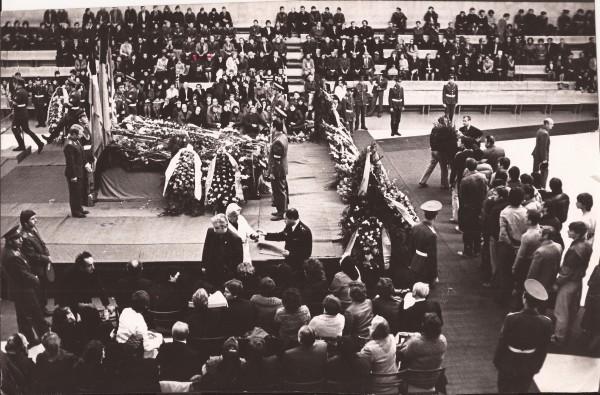 фото харламова похороны валерия