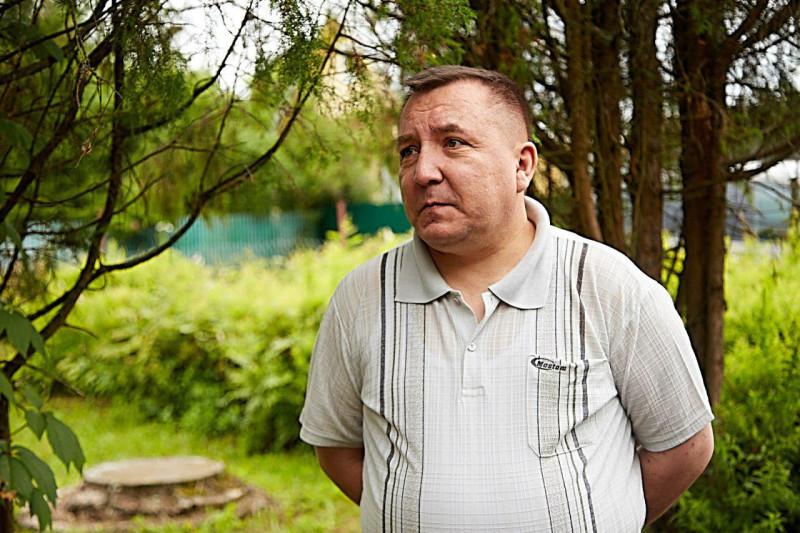 Михаил Шауркин, кандидат на должность главы Дновского района.