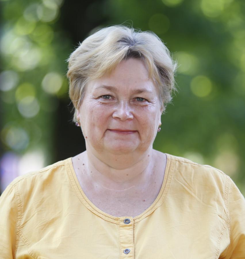 Светлана Василькова, глава Пустошкинского района Псковской области.