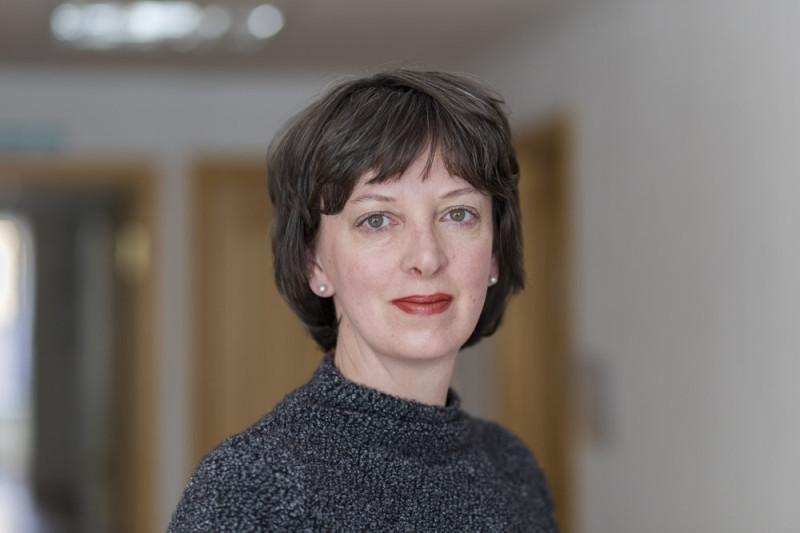 Член Избирательной комиссии Псковской области с правом решающего голоса от «Яблока»Елена Маятникова.