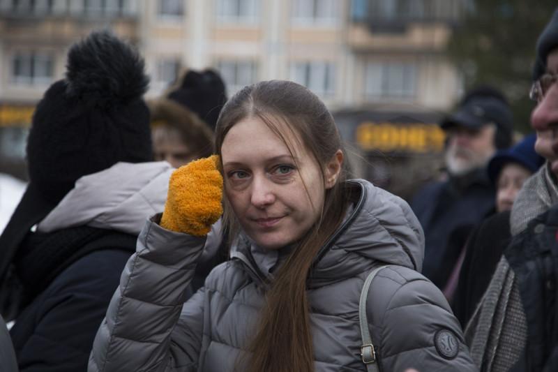 Журналист Светлана Прокопьева