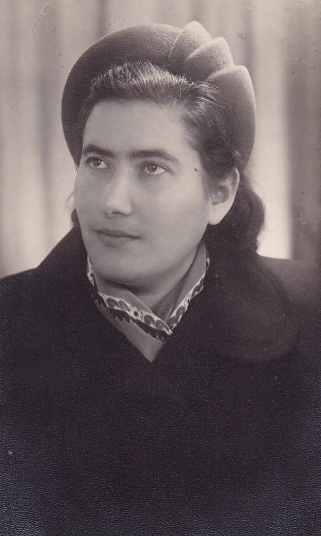 1956, Псков.