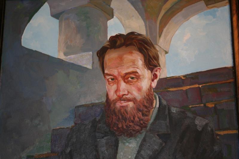 Портрет Юрия Спегальского