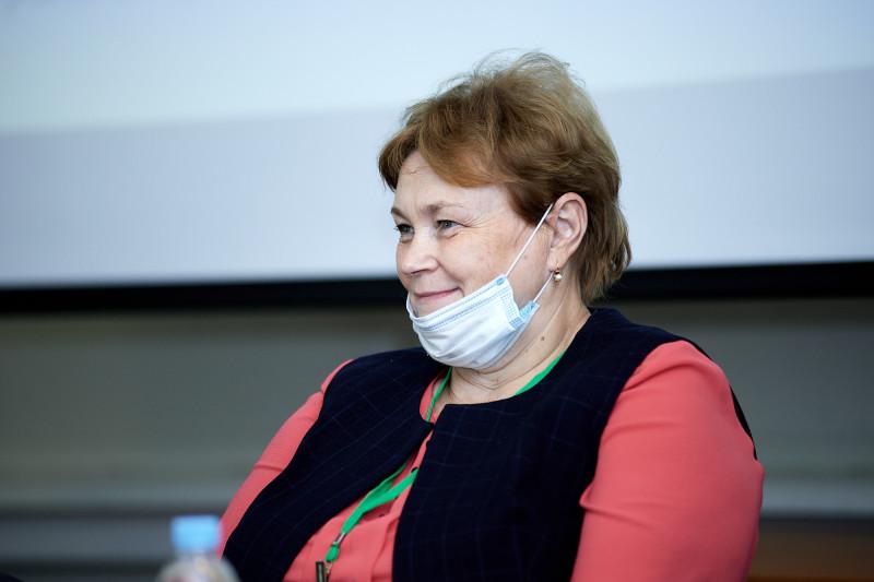 Глава Пустощкинского района Псковской области Светлана Василькова
