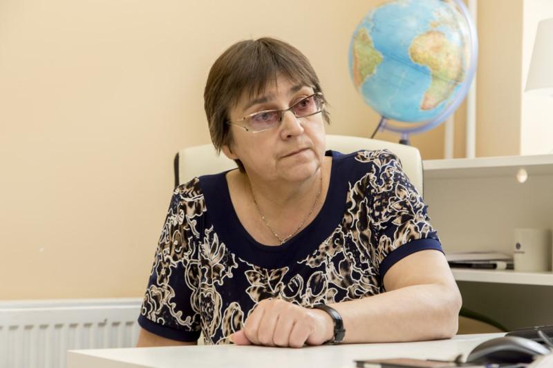 Депутат Палкинского районного собрания от «Яблока» Любовь Жильцова