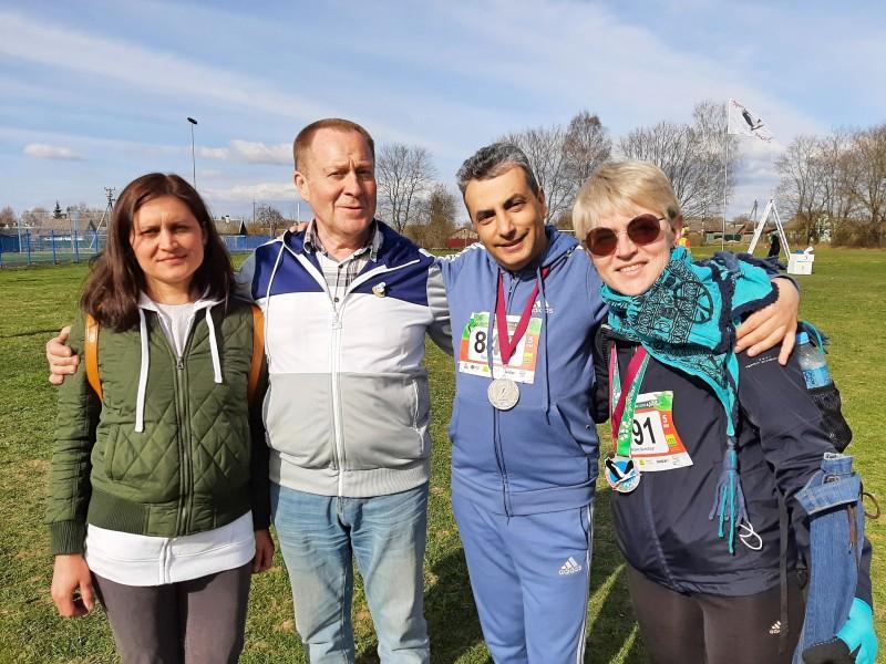 Софья Пугачева, Сергей Алимов, я и Жанна.