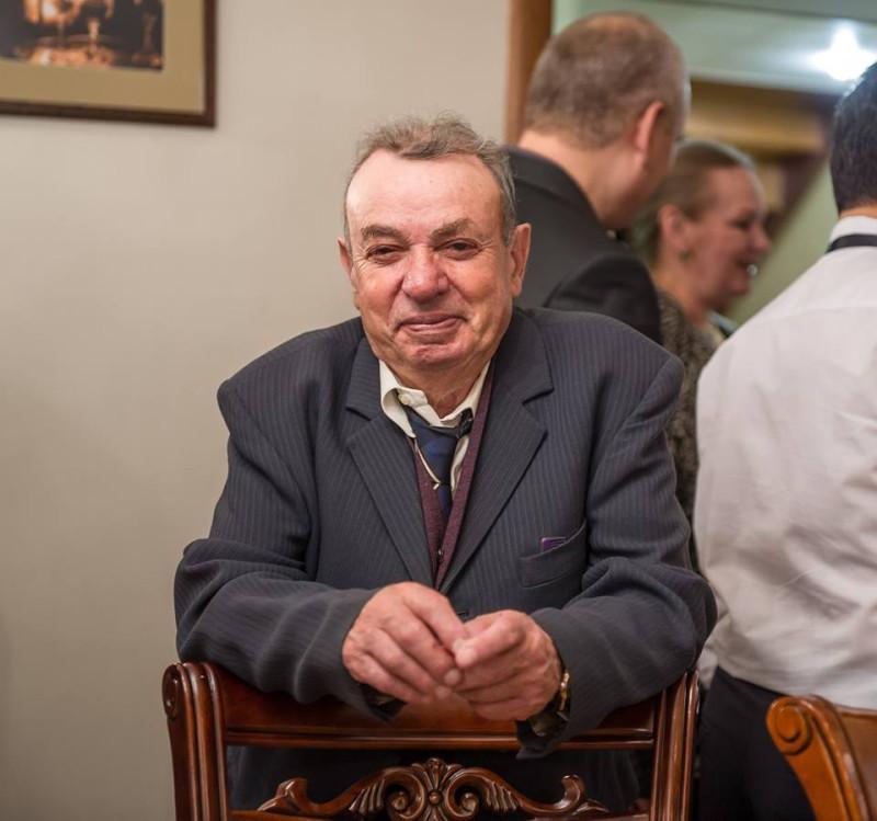 Марк Наумович Шлосберг