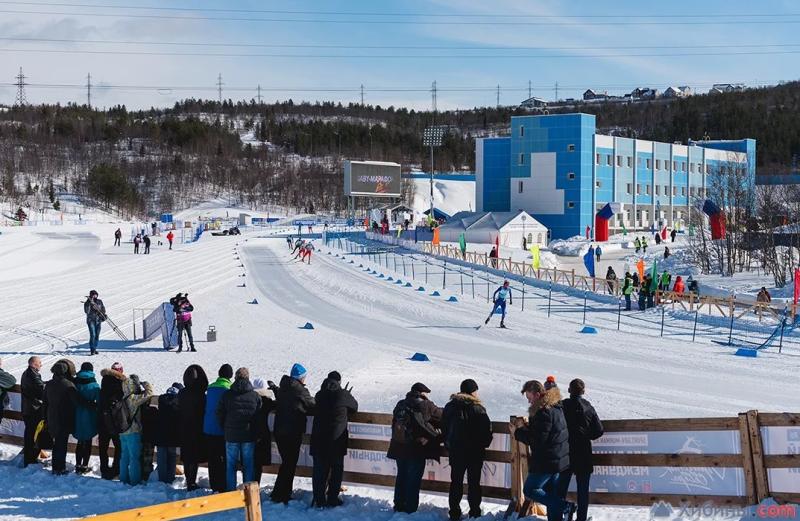 Долина Уюта. Лыжный стадион. Фото из интернета