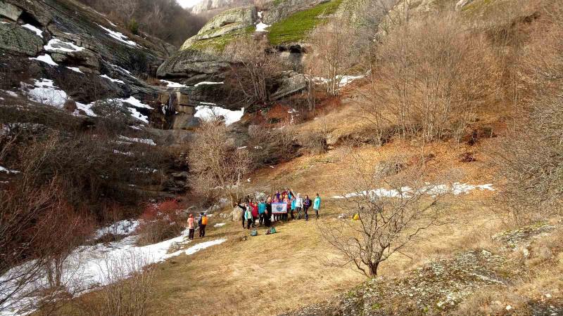 Водопады Джурлы