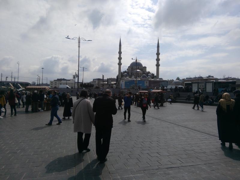 Ени-Джами (Новая Мечеть)