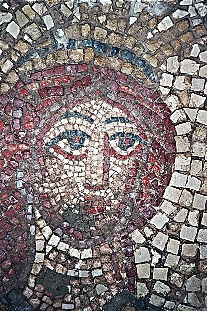 христос в образе гелиуса
