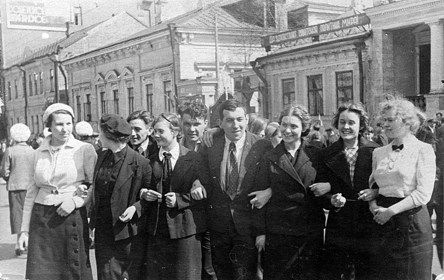 1 мая 1939 г