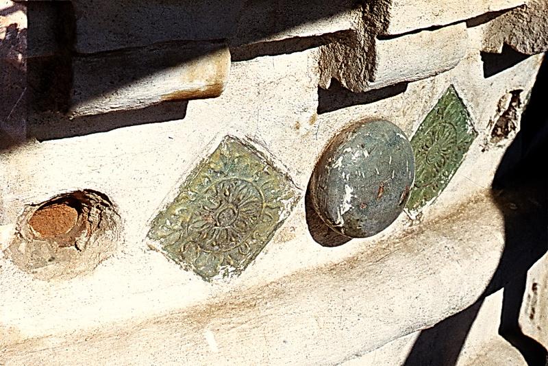Декор фриза