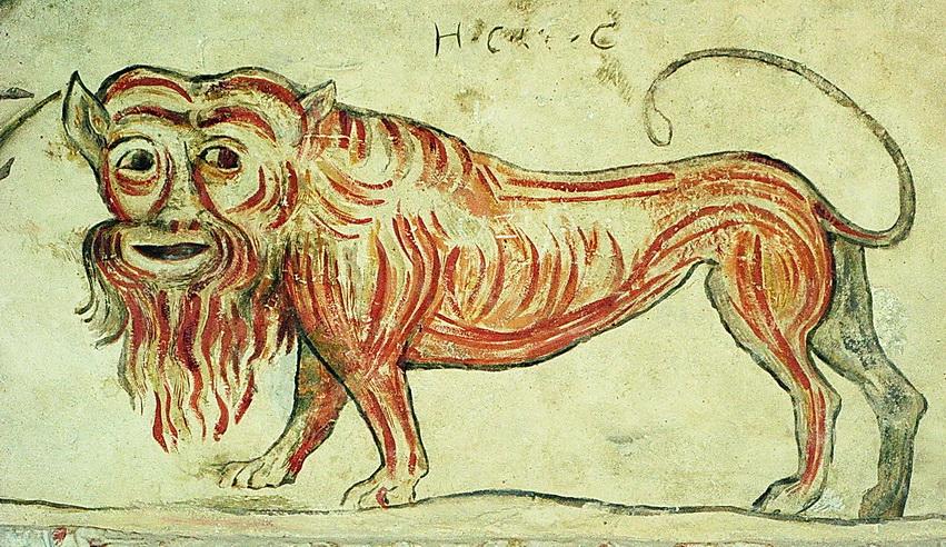 Красный лев-1993 г.