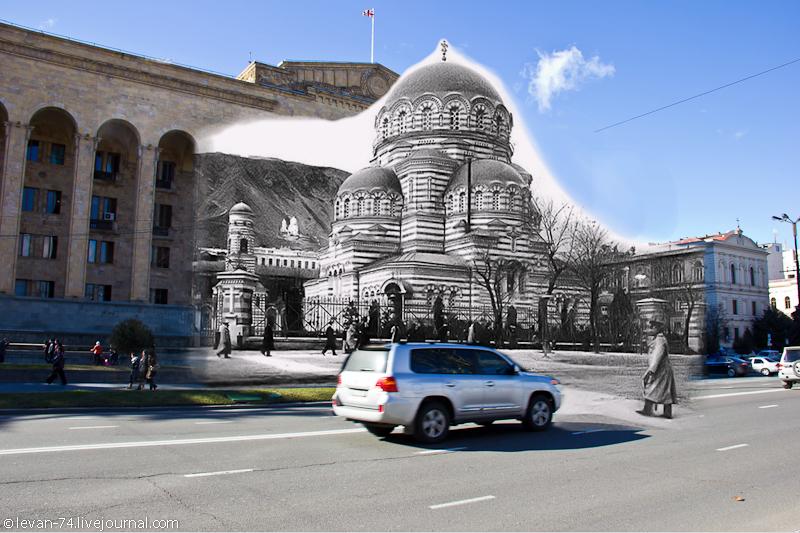 Cathedral in Tiflis