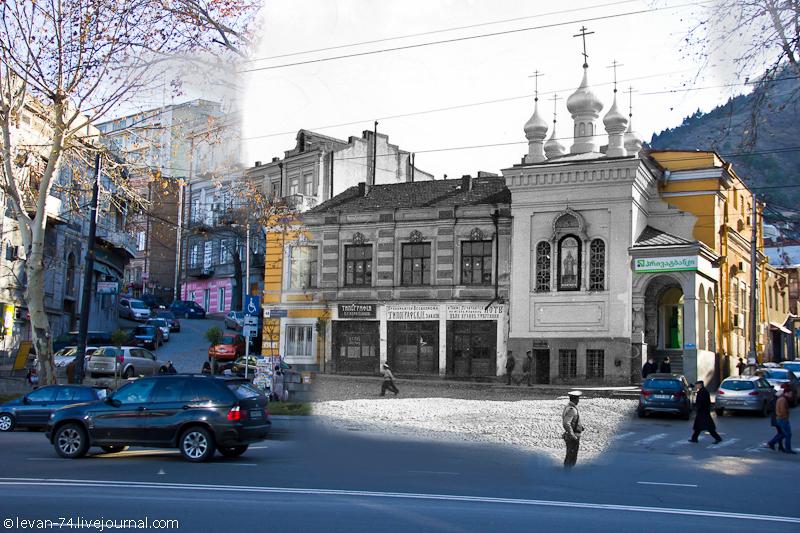 Fedoseevs church in Tiflis