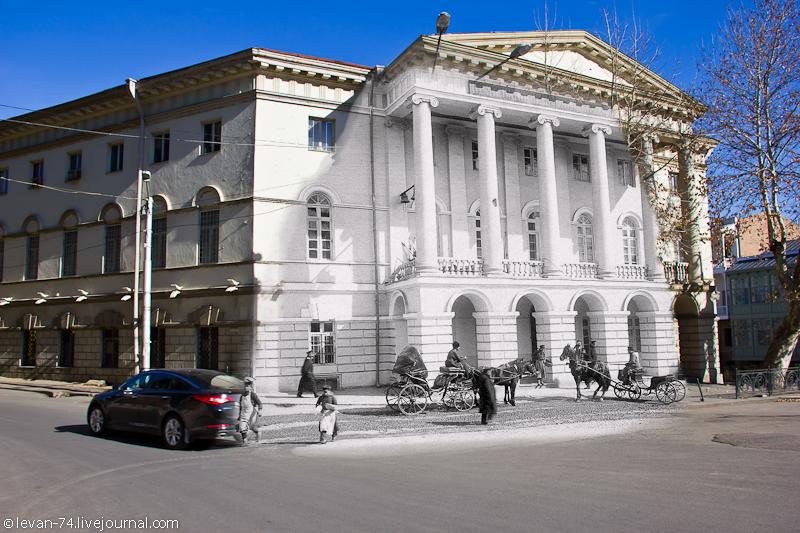 Museum in Tiflis
