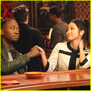 brenda-song-new-girl-first-look