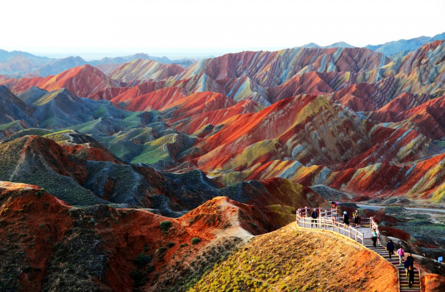 10 самых сюрреалистических мест планеты