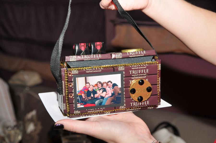 Как оригинально подарить фотоаппарат
