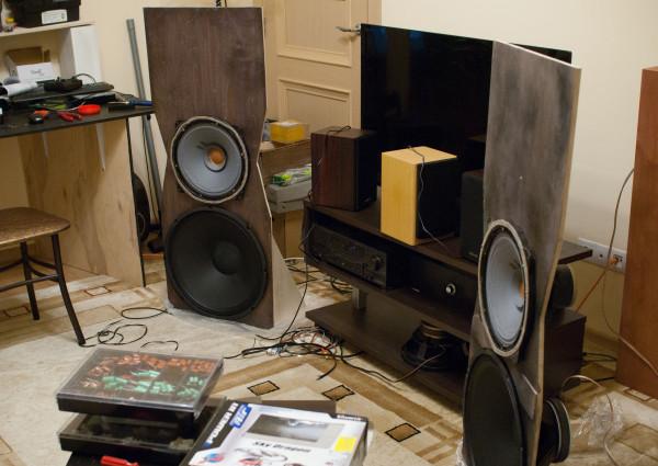 Как сделать динамики с хорошей акустикой