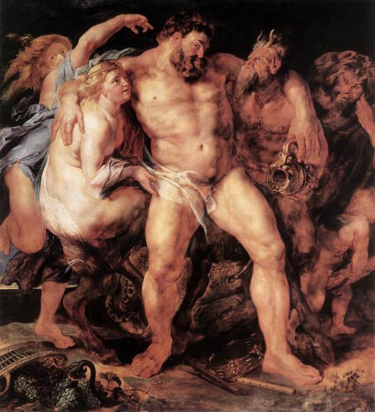 Rubens - Drunken Hercules
