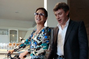 Хакамада и Немцов