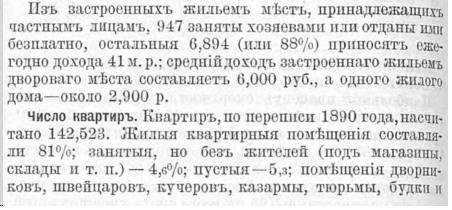 SPb homes 1899 2