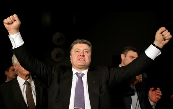 Poroshenko-election