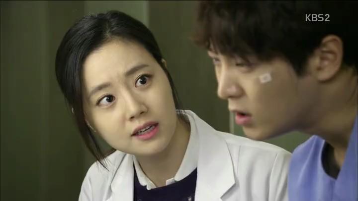Moon Chae-won good dr bscap (1)